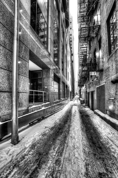Alley in Loop