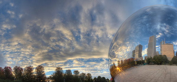 Millennium Park in Chicago