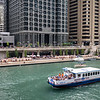 Water Taxi and the Chicago Riverwalk