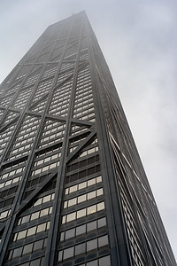 John Hancock cloudy up