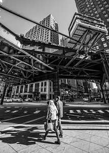 In the Shadow of the Elevated Line