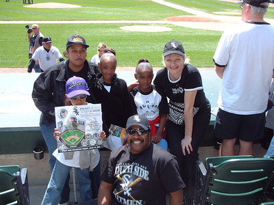 2006-4-23 SOX vs Twins - US Cellular Field (Formerly Comiskey Park) on the south side of Chicago.00000