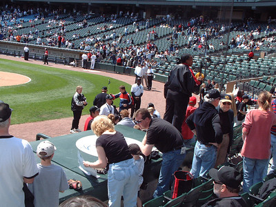 2006-4-23 SOX vs Twins - US Cellular Field 00002