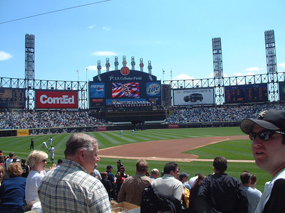 2006-4-23 SOX vs Twins - US Cellular Field 00034