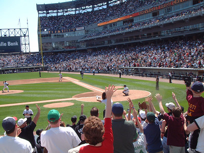 2006-4-23 SOX vs Twins - US Cellular Field 00041