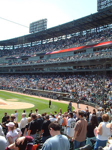 2006-4-23 SOX vs Twins - US Cellular Field 00033