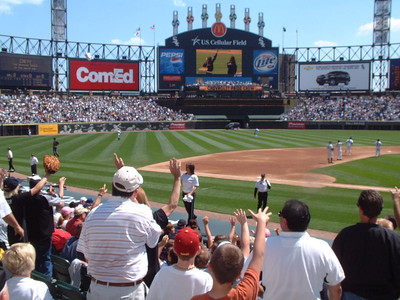 2006-4-23 SOX vs Twins - US Cellular Field 00040