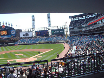 2006-4-23 SOX vs Twins - US Cellular Field 00009