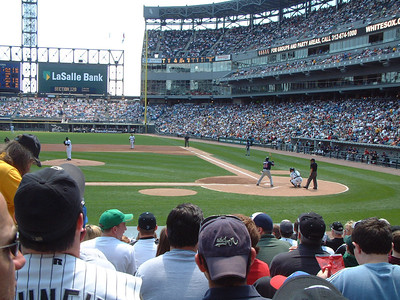 2006-4-23 SOX vs Twins - US Cellular Field 00036