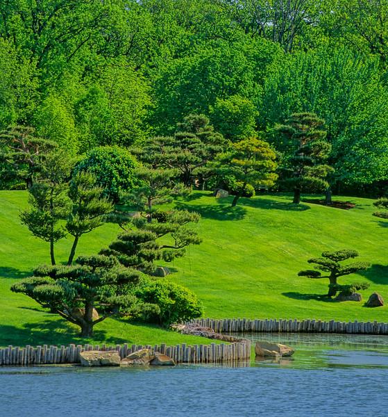 Chicago Botanical Gardens