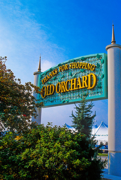 Old Orchard Shopping Mall