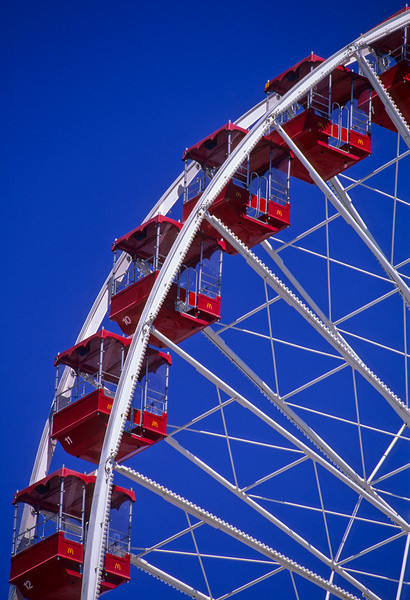 Ferris Wheel on Navy Pier