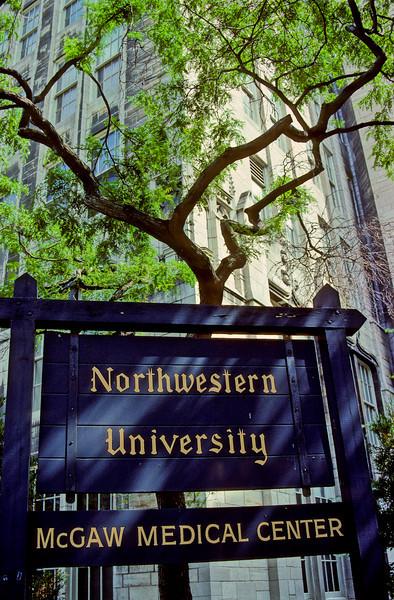 Northwestern University, McGaw Medical Center