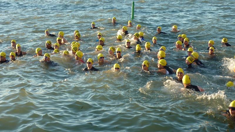 Chicago Triathlon 2011