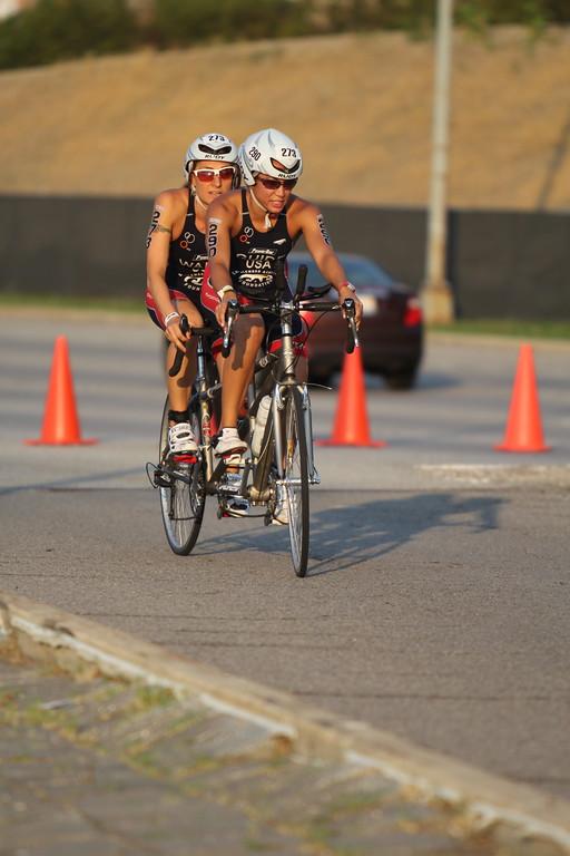 Chicago Triathlon 2013