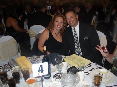 LAMA Orlando VP Jorge Capaz and wife Rosa