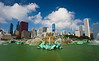The Buckingham Fountain Chicago ©LesleyDonald