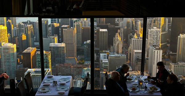 John Hancock Centre, Chicago, ©LesleyDonaldPhotography