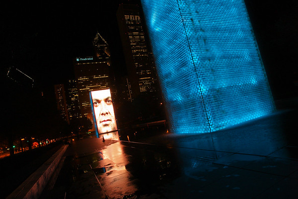 Millenium Park Chicago ©LesleyDonald