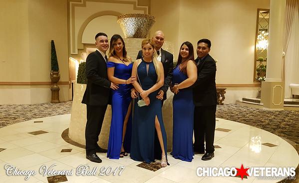 Chicago Veterans Ball 2017