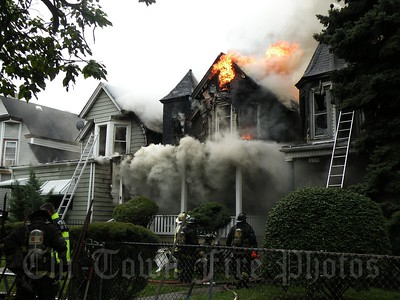(2x) Fatal 2-11 Alarm @ 6730 S Emerald Ave
