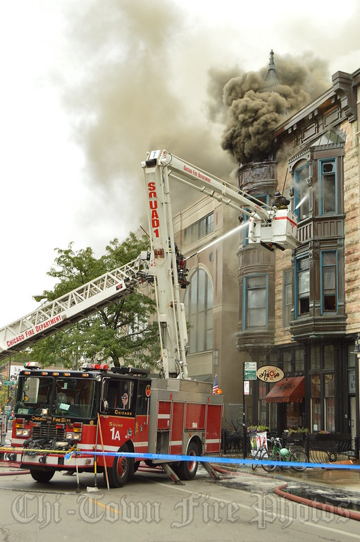 Chicago Fires