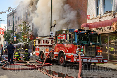 3-11 Alarm @ 2943 N Milwaukee