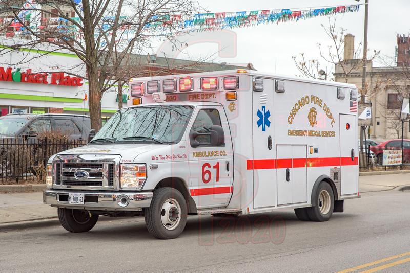 Ambulance Co. 61