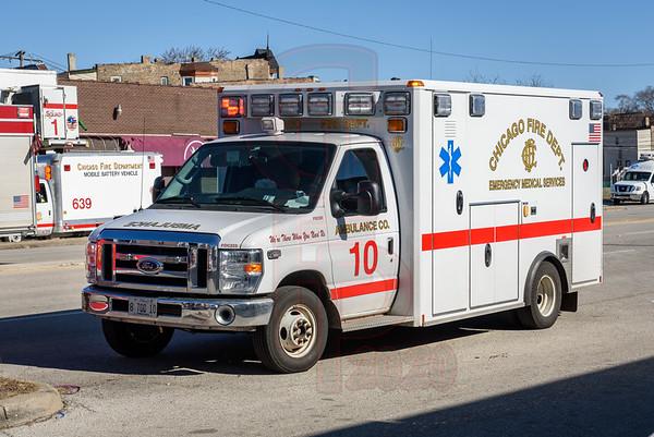 Ambulance Co. 10