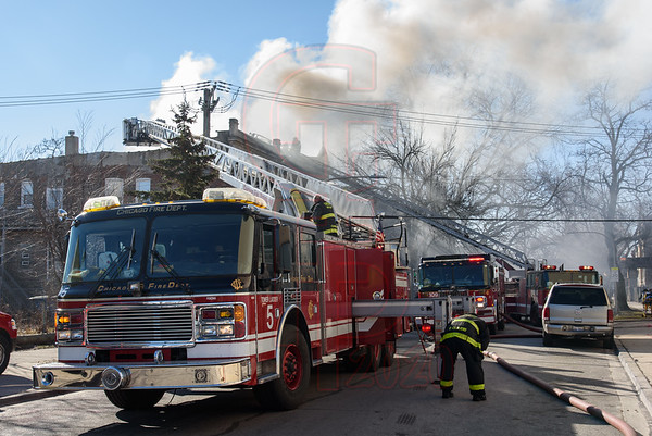 2-11 Alarm + MAYDAY + EMS Plan 1 @ 1921 S St. Louis