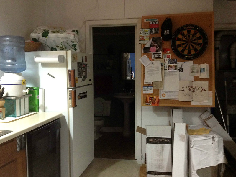 Previous tenant: The Kitchen
