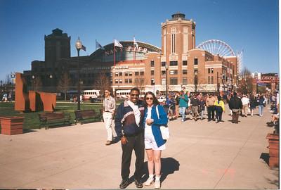 1999-5-1 03 Me & Kris - Navy Pier