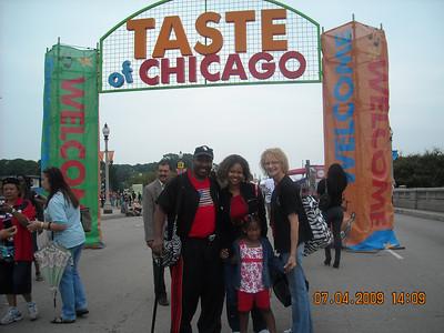 20090704 Taste of Chicago 001