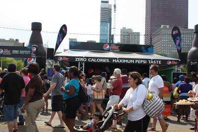 20110703 Taste of Chicago