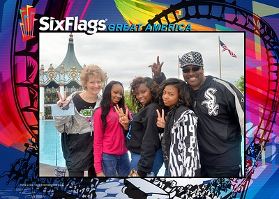 20150524 Six Flags Great America