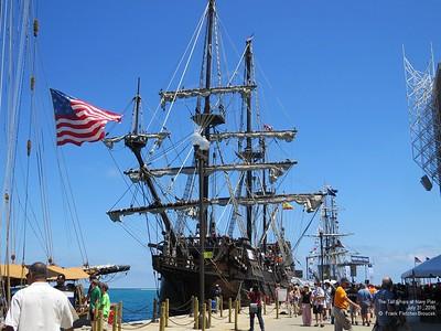 Tall Ships at Navy Pier, July 31 2016
