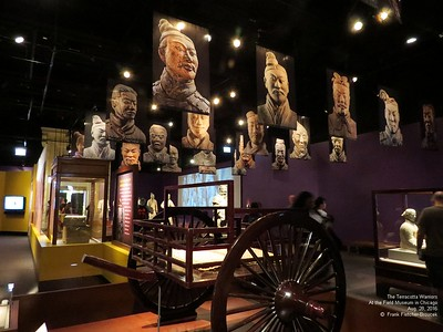 Terracotta Warriors Exhibit part 1