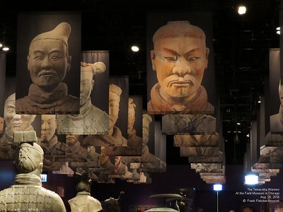 Terracotta Warriors August 2016