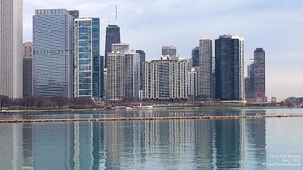 Chicago Lakefront April 2 2017