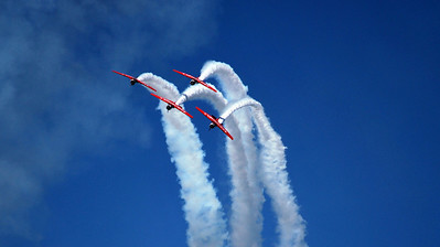 The Aeroshell team was really, really good!