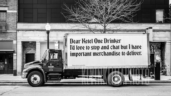 Dear Ketel One Drinker...