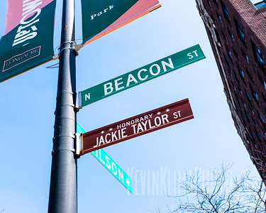 Honorary Jackie Taylor St.