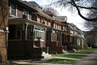 Bungalows, Andersonville (Uptown)
