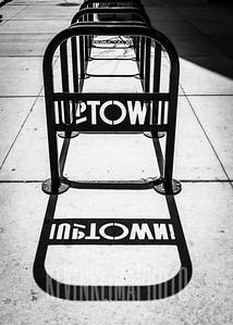 Uptown Bike Racks