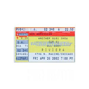 Sum 41 - 2002