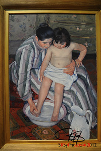 Mary Cassatt.  Art Institute of Chicago.