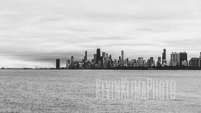 Chicago Skyline - March 2020