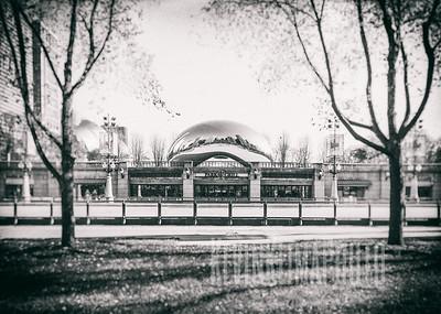 Millenium Park - Cloudgate