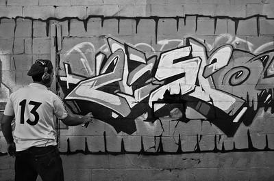 Mono-Graffiti