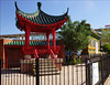 Chinatown Wall & Pagoda
